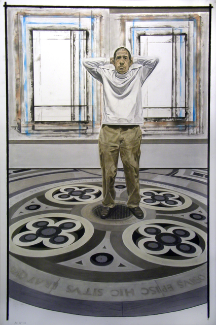 , 'Self (64-03),' 2003, Atrium Gallery