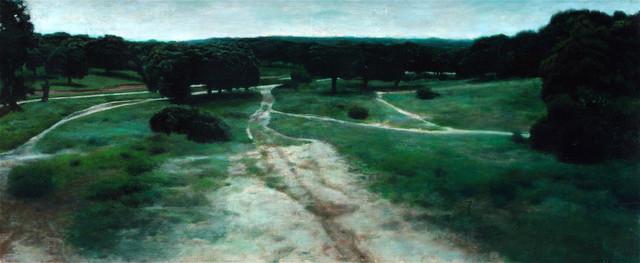 Eloy Morales, 'Encinas negras', 2008, Ansorena Galeria de Arte
