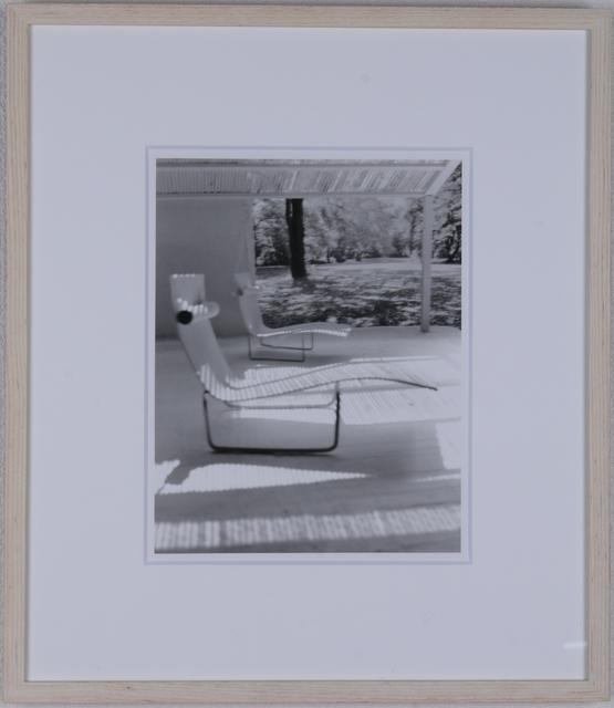 , 'two reclining chair,' 2006, Kamakura