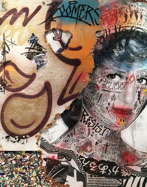 , 'Dynasty Di,' 2017, NextStreet Gallery