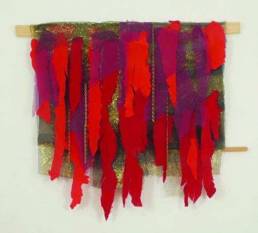 Renée Lerner, 'Flags', 2018, Walter Wickiser Gallery