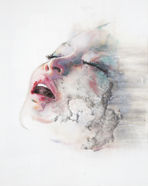 , 'Wounds CXXVII,' 2018, NextStreet Gallery