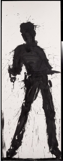 , 'Standing Shadowman,' 2010, Maddox Gallery