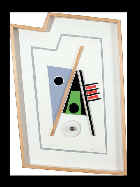 , 'Mirroir XXXVI,' 1998, Leon Tovar Gallery