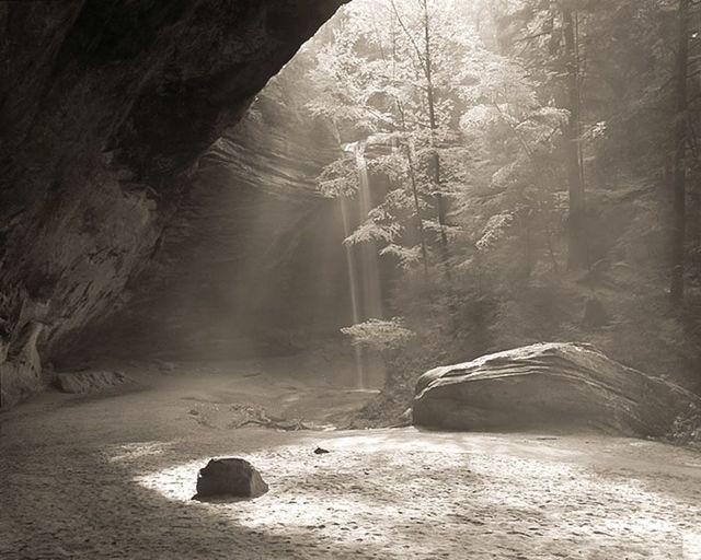 Frank Hunter, 'Morning Light, Ash Cave', Thomas Deans Fine Art