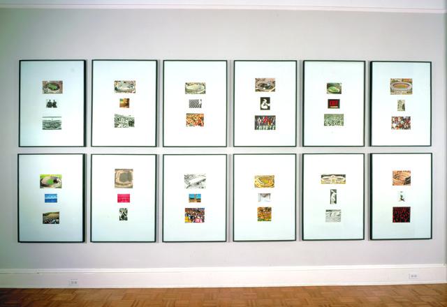 , 'Stadia, Furniture, Audience ,' 1990, Kent Fine Art