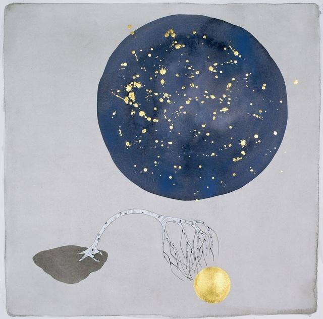 """, 'The Moon, """"the moon, II"""",' 2015, Hosfelt Gallery"""