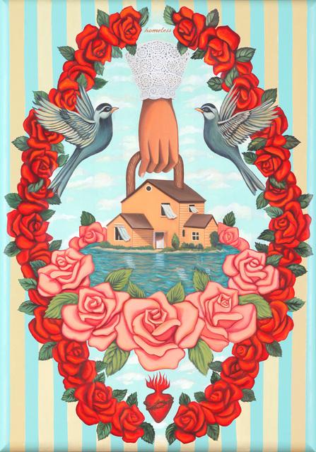 , 'Homeless,' 2015, Isabel Croxatto Galería