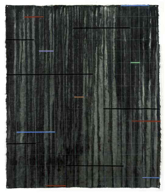 , 'UNTITLED (MAINE DRAWING),' 2002, Traver Gallery