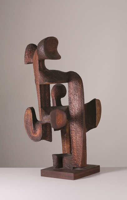 Mario Dal Fabbro, 'Desert Vision', 1969, Sculpture, Carved wood, Maison Gerard