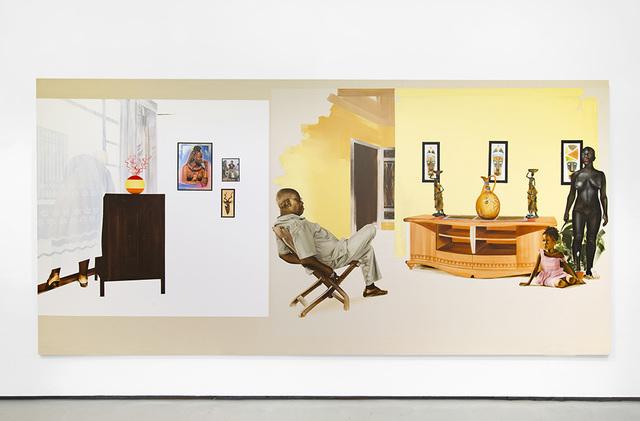 , 'Lex I,' 2016, Jack Shainman Gallery