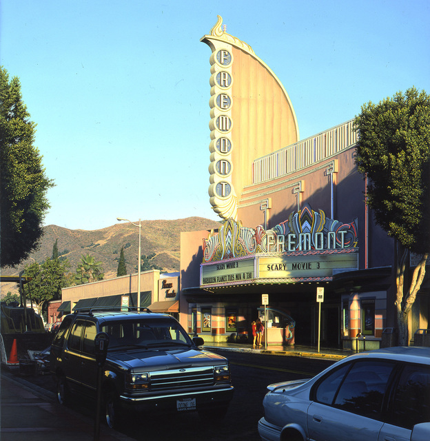 , 'Fremont with Two Girls,' 2006, Forum Gallery
