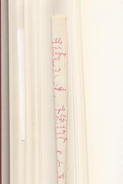 , 'Memories 1886-1962,' 2003, Bernheimer Fine Art