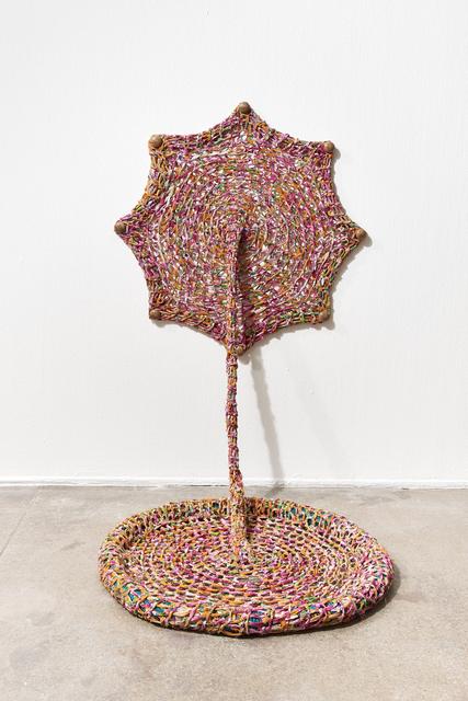 , 'Escutando a barriga da terra (Listening to the belly of the earth),' 2018, Goodman Gallery