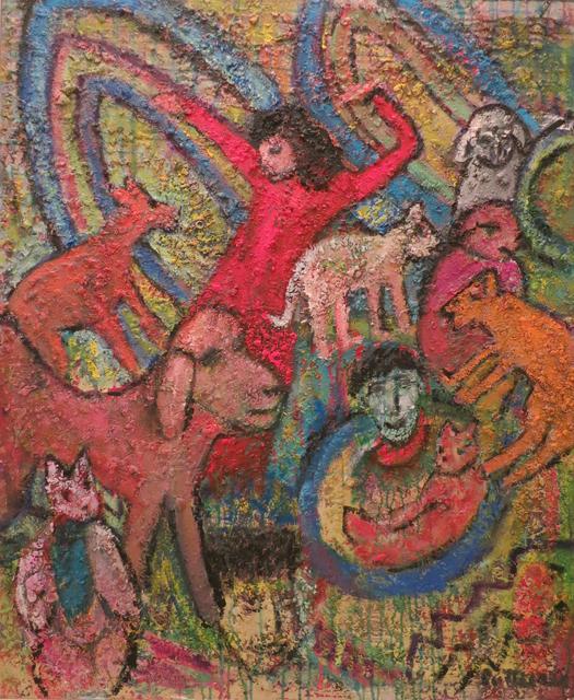 , 'Gigi Me + Friends,' , Walter Wickiser Gallery