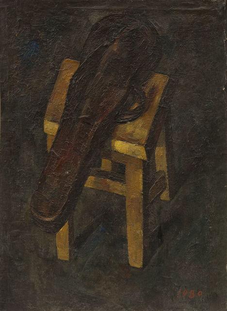 Ni Jun, 'A Violin Box 小提琴盒  40 × 30 cm', 1980, PIFO Gallery