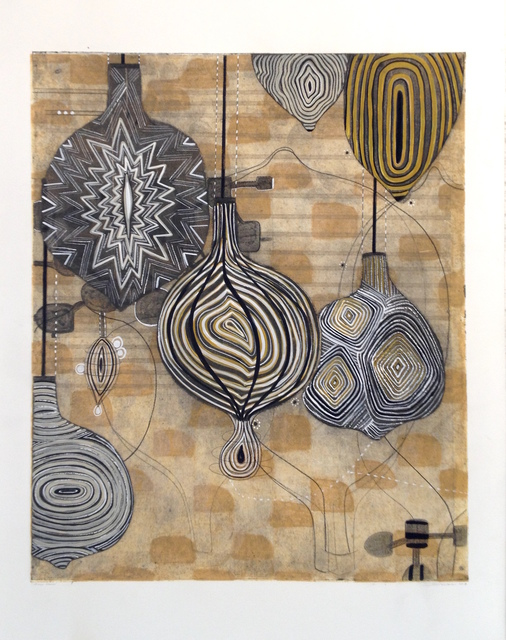 , 'Seed Heads,' 2017, Heather Gaudio Fine Art
