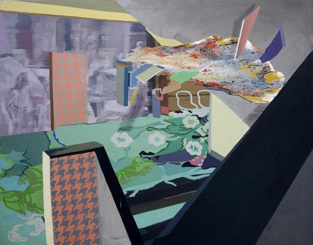 , 'Interacción sorpresa en institución,' 2009, Artig Gallery