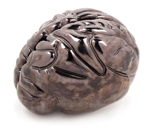Katy Schimert, 'Brain', 2001, Sculpture, Glazed ceramic, Hindman