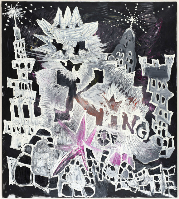 , 'King of Concrete,' 2018, Anton Kern Gallery