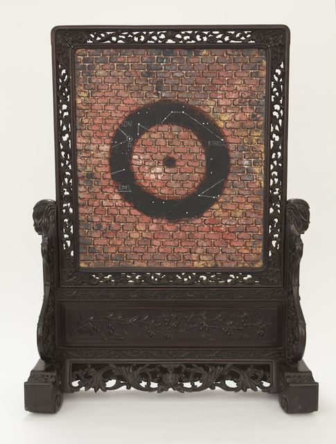 , 'Chinese Altar Screen,' 1989, P.P.O.W