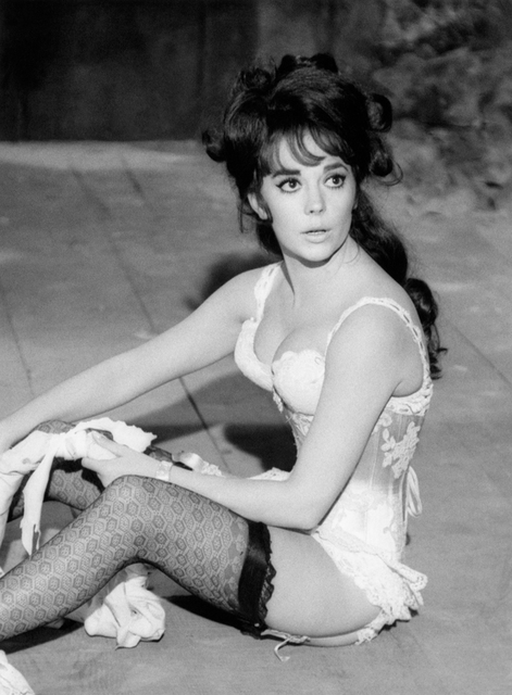 , 'NATALIE WOOD,' 1964, Beetles + Huxley