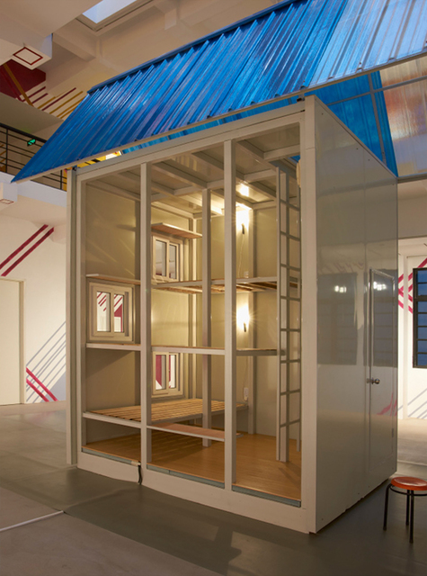 , 'Worker's House,' 2012, Leo Xu Projects