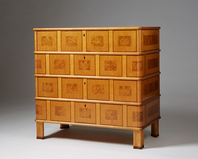 , 'Chest of drawers ,' ca. 1930, Modernity