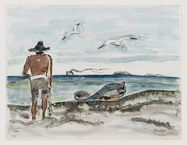 , 'Untitled (Pescador e o Mar),' n.d., Bergamin & Gomide