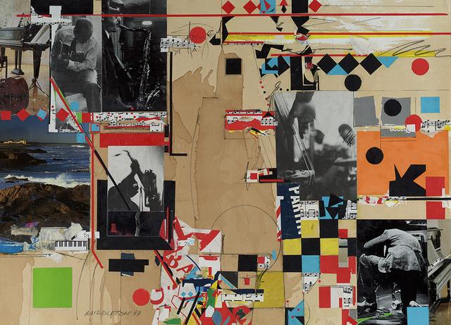, 'Impromptu,' 1993, Spanierman Modern