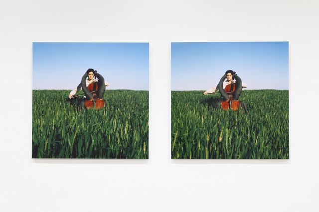 , 'Le Musicien Autiste (The Autistic Musician),' 1999-2003, Peter Blum Gallery
