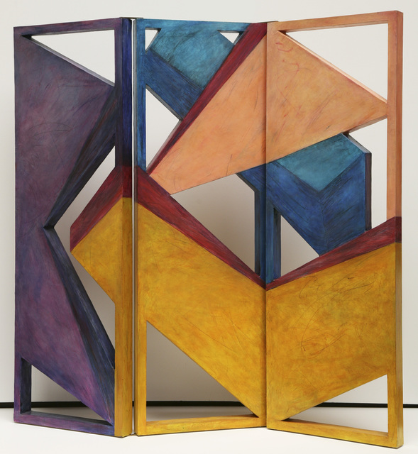 , 'Screen,' 1986, David Richard Gallery
