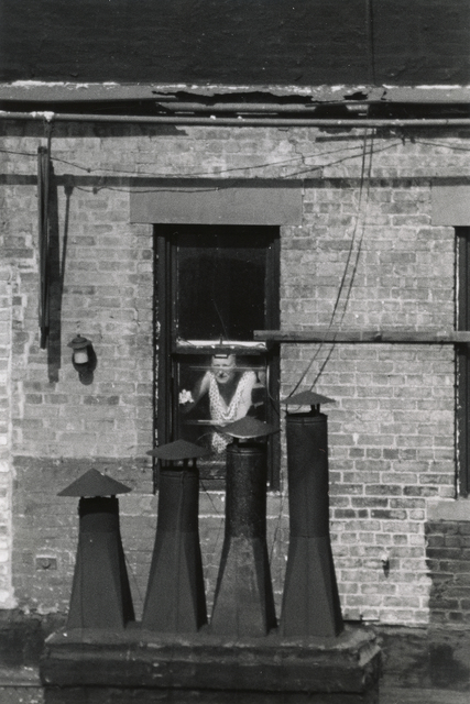 André Kertész, 'Woman at window with chimneys', 1970, GALLERY FIFTY ONE