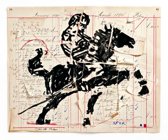 , 'Roman Centaur,' 2014, Goodman Gallery