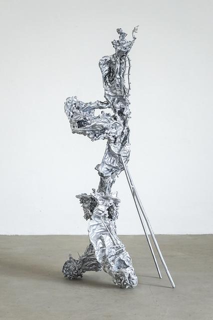 , '222 blow plane,' 2018, Galerie Lisa Kandlhofer
