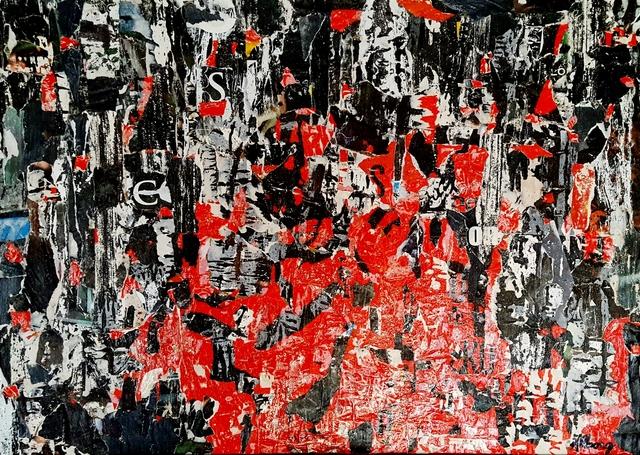 , 'BLOODY ASPHALT  ,' 2011-2012, ACS GALLERY
