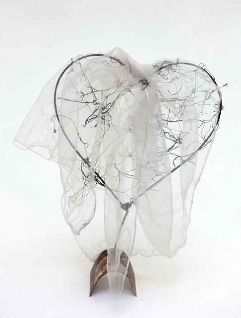 , 'Untitled (Heart),' 2017, fiebach, minninger