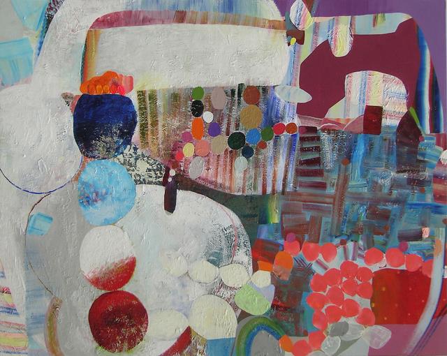 Josette Urso, 'Strech and Sew ', 2018, Kathryn Markel Fine Arts