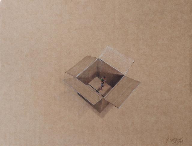 Armando Castro - Uribe, 'Trapped', 2019, Beatriz Esguerra Art