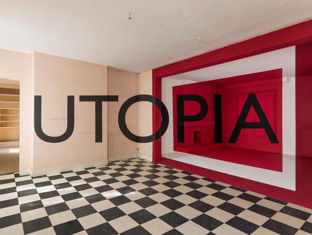 , 'Utopia,' 2015, Sous Les Etoiles Gallery