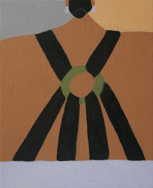Lilian Martinez, 'Dress Back', 2018, Ochi Projects