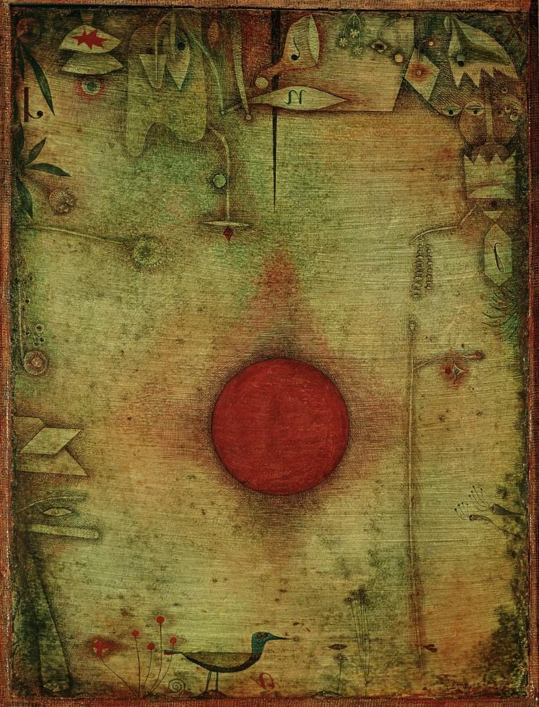Paul Klee, 'Ad Marginem - To the brim,' 1930, ARS/Art Resource