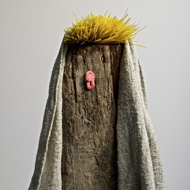 Alejandro Pérez Falconi, 'From the Series: Pequeños monstruos de playa, Rubia de labios rosados (Blonde with pink lips)', 2014, Knoerle & Baettig Contemporary