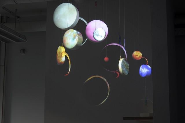 , 'orrery,' 2008, Kers Gallery