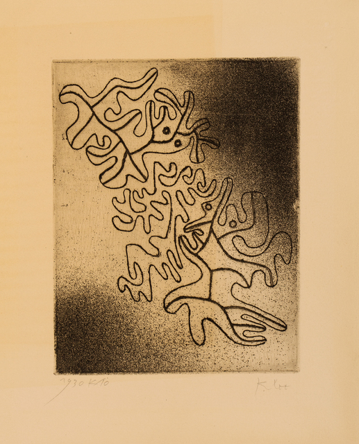 , 'Nicht endend (Never ending),' 1930, Moeller Fine Art