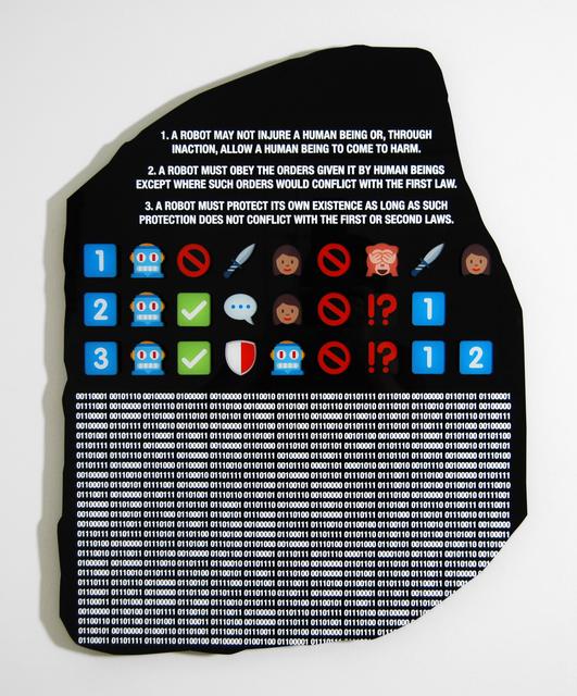 , 'Rosetta Stone,' , Gallery Madison Park