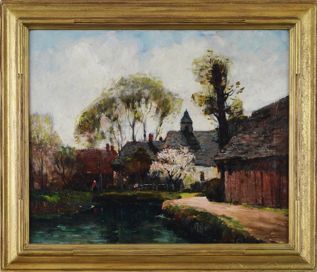 , 'Springtime,' , Eisele Fine Art