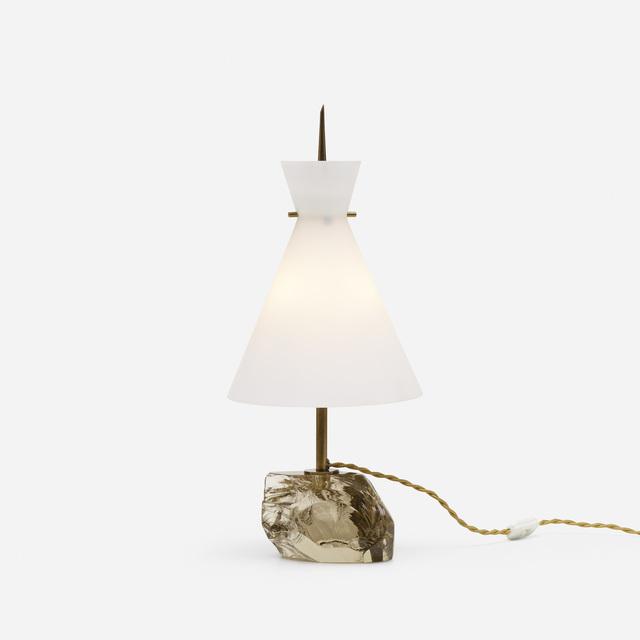 Roberto Giulio Rida, 'table lamp', c. 2000, Wright