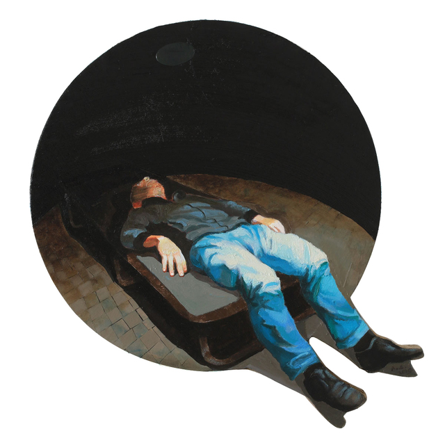 , 'Eclipse,' 2015, Anna Nova Gallery