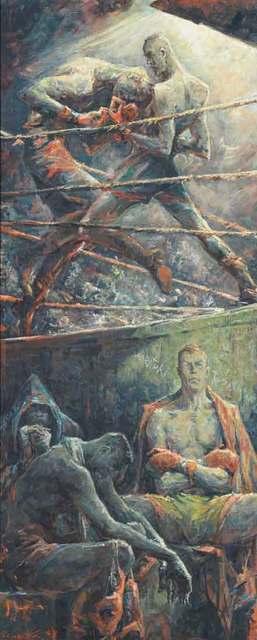 , 'Morituri te Salutant,' 1997, Catto Gallery